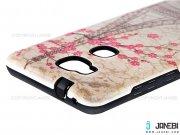 قاب محافظ هواوی طرح برج ایفل و گل Mobile Case Huawei honor 5X