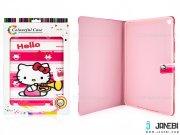 کیف آیپد ایر 2 طرح کیتی Colourful Case iPad Air 2 Kitty