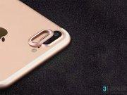 محافظ لنز و سوزن سیمکارت آیفون Coteetci Apple iphone 7 Plus Camera Protection Ring