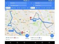 گوگل مپ به زودی وضعیت جای پارک مقصد را هم نمایش می دهد!