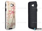 قاب محافظ سامسونگ طرح ایفل و گل Mobile Case Samsung Galaxy J5 Prime