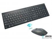 موس و کیبورد بی سیم رپو Rapoo X8100 Wireless Keyboard and Mouse