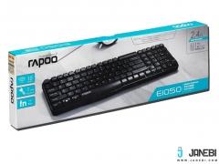 کی بورد وایرلس Rapoo E1050