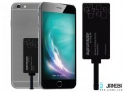 گیرنده شارژ بی سیم گوشی آیفون پرومیت Promate AuraTag-i6 Wireless Charging Receiver