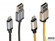 کابل انتقال داده و شارژ لایتنینگ پرومیت Promate LinkMate-LTF Lightning Cable