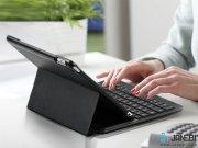 کیف کیبورد دار بی سیم آیپد ایر 2 پرومیت Promate Bare-Air2 Wireless Keyboard Case iPad Air 2