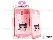 محافظ ژله ای سامسونگ طرح گربه Mobile Case Samsung Galaxy Note 3 N9000