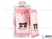 محافظ ژله ای سامسونگ طرح گربه Mobile Case Samsung Galaxy Note 5
