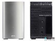 هارد اکسترنال وسترن دیجیتال 8 ترابایت Western Digital My Book Thunderbolt Duo External Hard Drive 8TB