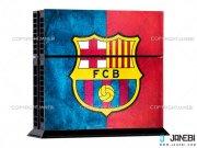 کاور اسکین (بارسلونا 2) کنسول بازی پلی استیشن 4 PS4 Skin FC Barcelona
