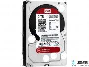 هارد اینترنال وسترن دیجیتال 2 ترابایت Western Digital Red Pro WD2002FFSX Internal Hard Drive 2TB