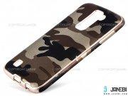 محافظ ژله ای چریکی ال جی Fashion Jelly Cover LG K10