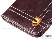 کیف چرمی چند منظوره و گوشی موبایل تا سایز 5.5 اینچ JDK Leather Mobile Cover