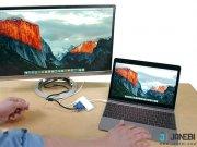 مبدل اپل USB-C Digital vga Multiport