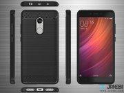 محاففظ ژله ای شیائومی Carbon Fibre Case Xiaomi RedMi Note 4