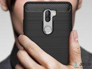 محاففظ ژله ای شیائومی Carbon Fibre Case Xiaomi Mi 5S Plus