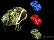 موس اپتیکال باسیم رپو Rapoo V20 Optical Gaming Mouse