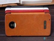 کیف چرمی نیلکین موتورولا Nillkin Qin Leather Case Motorola Moto Z