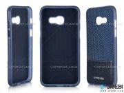 قاب ژله ای سوزنی چرمی سامسونگ Samsung Galaxy A5 2017 Jelly Leather Cover
