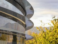 ساختمان جدید شرکت اپل، به زودی رونمایی می شود