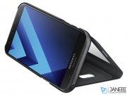 کیف چرمی اصلی سامسونگ Samsung A7 2017 Flip Cover