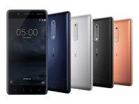 Nokia 5 و Nokia 3، دو گوشی هوشمند میان رده و پایین رده