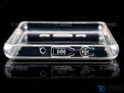 محافظ شیشه ای - ژله ای سامسونگ Samsung Galaxy J5 2016 Transparent Cover
