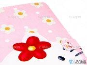 کیف آیپد ایر 2 طرح کیتی گلدار Colourful Case iPad Air 2 Kitty