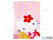کیف آیپد ایر 2 طرح کیتی Colourful Case iPad Air 2 Kitty Pink