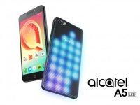 Alactel A5 LED نخستین گوشی هوشمندی که پشت آن از LED پوشیده شده!