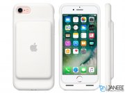 قاب سیلیکونی باتری دار اصلی اپل Apple iPhone 7 Smart Battery Case