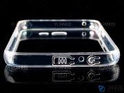 محافظ شیشه ای - ژله ای سامسونگ Samsung Galaxy A5 2017 Transparent Cover