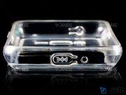 محافظ شیشه ای - ژله ای سامسونگ Samsung Galaxy J1 Mini Prime Transparent Cover
