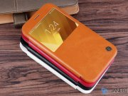 کیف چرمی نیلکین سامسونگ Nillkin Qin Leather Case Samsung Galaxy A3 2017