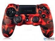روکش ژله ای دسته بازی طرح چریکی PS4 Joystick Jelly Cover