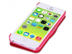 کیف چرمی نیلکین آیفون Nillkin Fresh Series Leather Case Apple iPhone 5C
