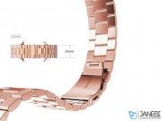بند استیل اپل واچ هوکو Hoco Apple Watch Band Grand 3 Pointers Metal 42mm