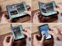 گوشی های هوشمند قابل انعطاف سامسونگ، لوکس و گرانقیمت خواهند بود