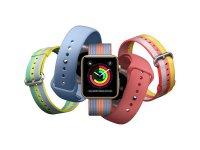 عرضه بند با رنگ های بهاری برای ساعت هوشمند اپل
