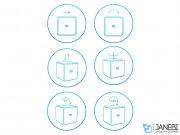 مکعب هوشمند شیائومی Xiaomi Mi Magic Cube Controller