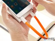کابل شارژ و انتقال داده Xiaomi Qingmi Micro USB Charge And Data Sync Cable