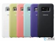 محافظ ژله ای اصلی سامسونگ Samsung Galaxy S8 Plus Silicone Cover
