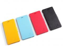 کیف چرمی Sony Xperia M مارک Nillkin