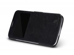 کیف چرمی گوشی  Samsung Galaxy Mega 5.8
