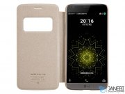 کیف نیلکین ال جی Nillkin Sparkle Leather Case LG G5