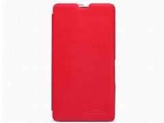 کیف چرمی نیلکین سونی Nillkin Leather Case Sony Xperia ZR
