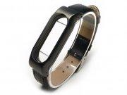 بند چرمی دستبند سلامتی Xiaomi Ultrathin Mi Band 2 Strap
