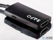 مبدل ام اچ ال به اچ دی ام آی بافو BAFO MHL Micro USB to HDMI Adapter BF-H900
