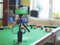 MiniRIG گوشی هوشمند شما را به یک دوربین فیلم برداری حرفه ای تبدیل می کند