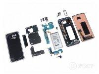 گوشی Galaxy S8 Plus، به سختی تعمیر می شود